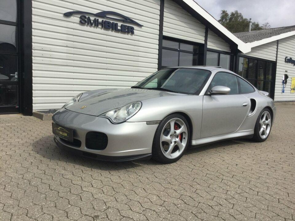 Porsche 911 Turbo 3,6 Coupé Benzin 4x4 4x4 modelår 2002 km