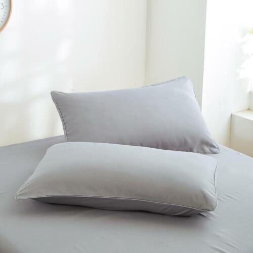 pillowcase 70*70cm Silver gray Dark blue light blue  red blue hit color