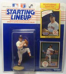 1990  ROGER CLEMENS - Starting Lineup - SLU - Sports Figurine - Boston Red Sox