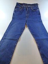 Womens Blue Levi Strauss & Co Jeans size UK 8 & 30L Fantastic Conditon #52
