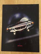 2000 Pontiac Bonneville Pamphlet