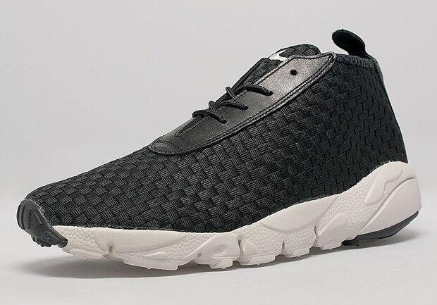 Nike Nike Nike Air Footscape Desert Chukka Black Mortar 652822 002 new mens size 9.5 0a04da