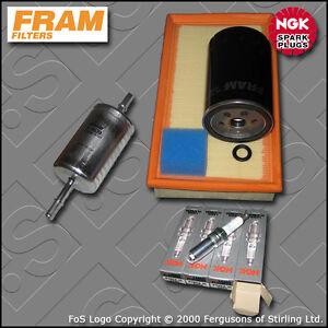 SERVICE KIT FORD FOCUS MK1 1.8 PETROL FRAM OIL AIR FILTERS 1998-2004