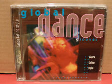 Global Dance Grooves CD Latino Style MACARENA Lambada LA BAMBA Salsa De New York
