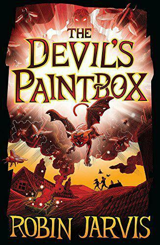 The Devil's Paintbox (The Witching Legacy) Por Jarvis Robin Nuevo Libro,Libre &