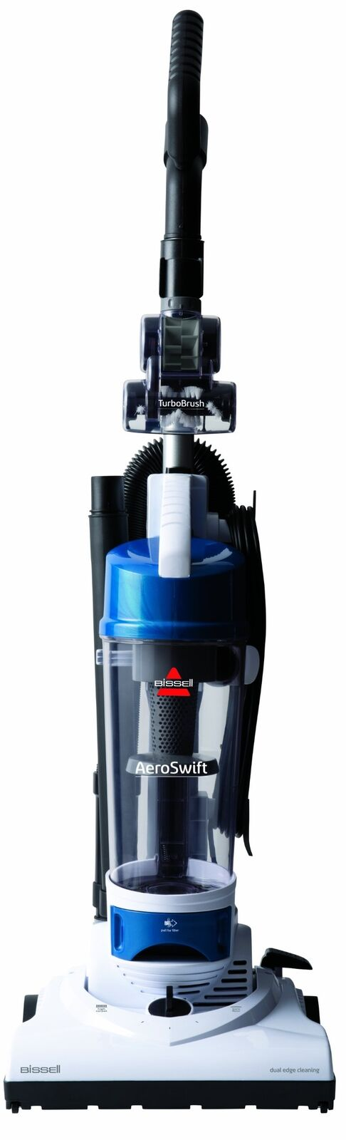 Bissell Aeroswift Compact Bagless Upright Vacuum, 1009 - Corded