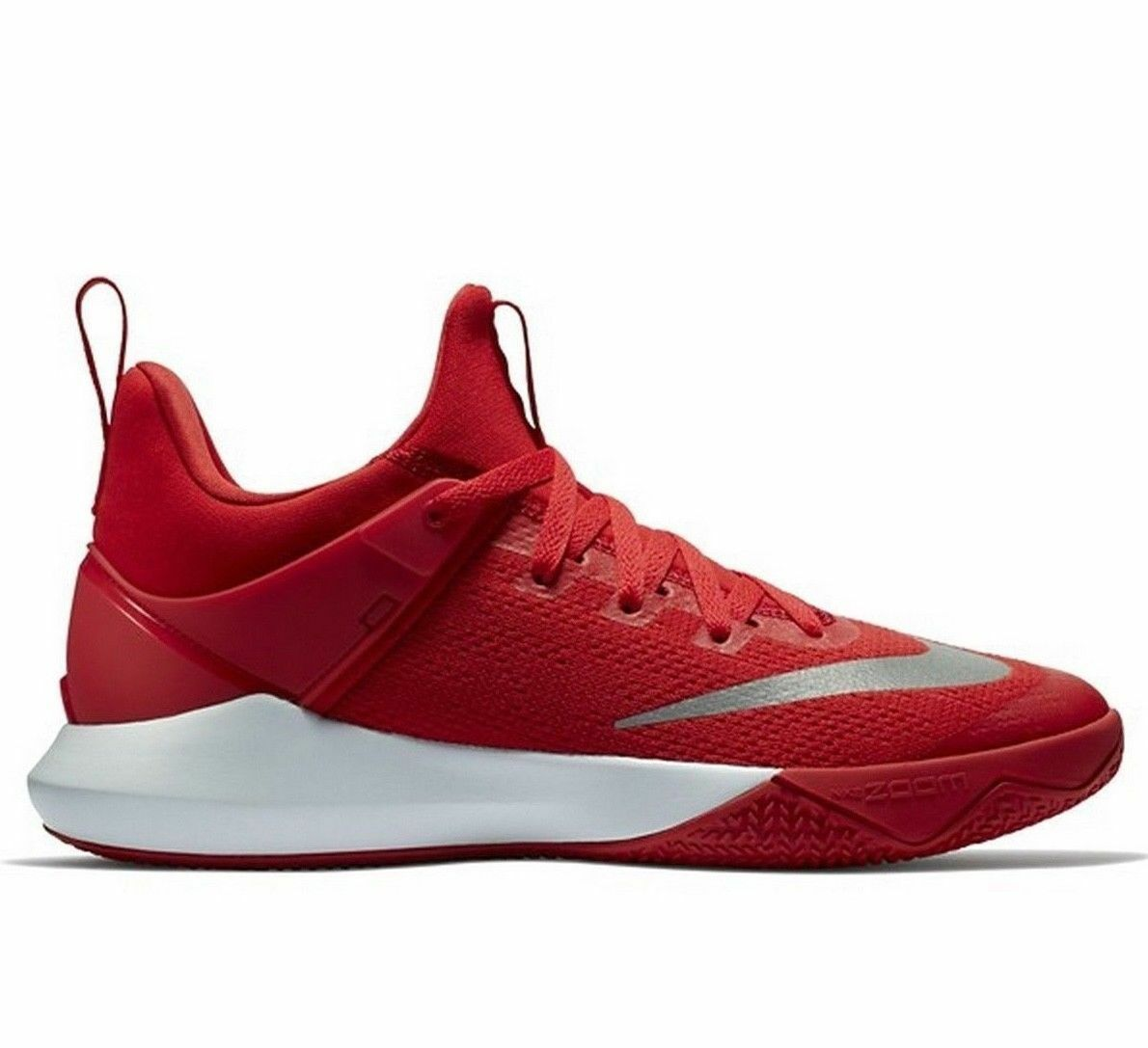 Nike Zoom Turno Tbc Uomini Size-14, / Università Rosso / Size-14, Bianco (897811 600) 6fb233