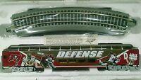 Hawthorne Train Model Car tampa Bay Buccaneers Defense Dome Car