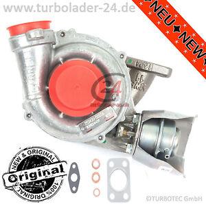 Turbo Turbocharger Peugeot 308//407//5008//Partner 1.6 HDi-FAP 80 Kw-109 Cv 753420
