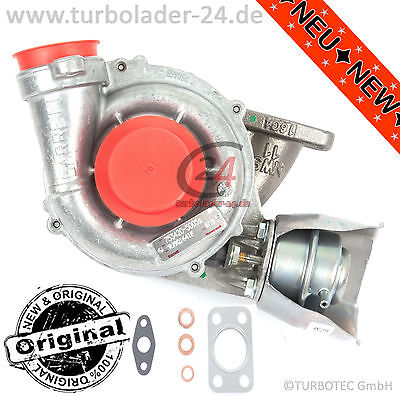 Turbolader Turbo Citroen Berlingo C2 C3 C4 C5 Picasso Xsara 1.6 HDi 109PS 753420