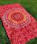Mandala-Indisch-Uberwurf-Tagesdecke-Wandbehang-Yoga-Deko-Tuch-100-Baumwolle Indexbild 152