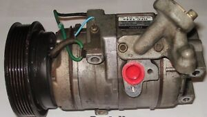 New AC A//C Compressor With Clutch Fits 01-03 Acura CL,TL// 01-02 Honda Accord