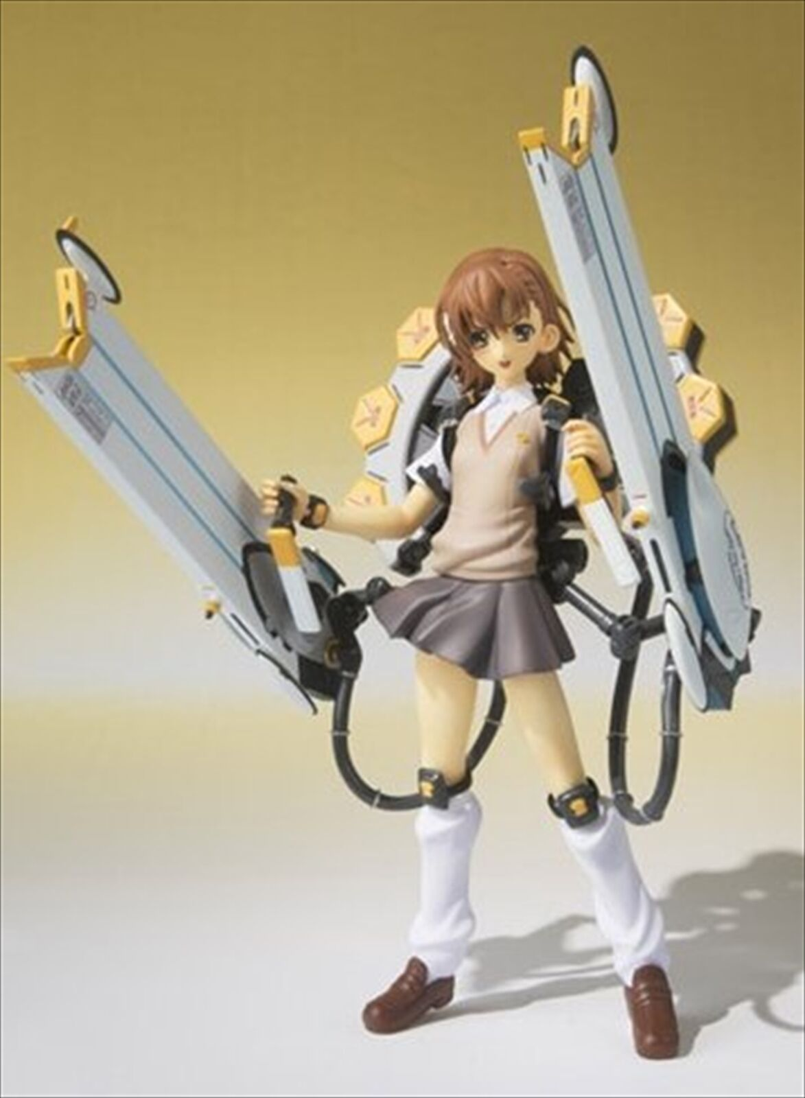 Bandai Armor Girls Project AGP These days of Musumecha MIKOTO MISAKA Figure