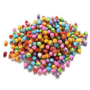 1000-Pcs-10mm-Mixed-Color-Fluffy-DIY-Soft-Pom-Poms-for-kids-CraftsRoundShapedSEA