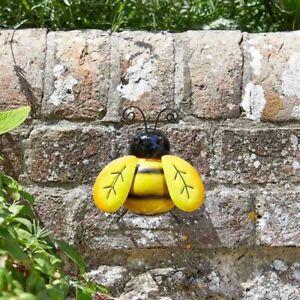 Bumble Bee Metal Garden Outdoor Indoor Ornament Sculpture ...