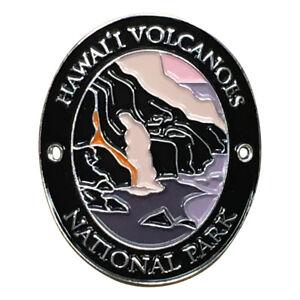 Hawaii-Volcanoes-National-Park-Walking-Hiking-Stick-Medallion-Kilauea-Mauna-Loa