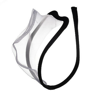 BT1 Large Size Men's Heart-Shaped BTeer Mesh C-String Invisible Thong