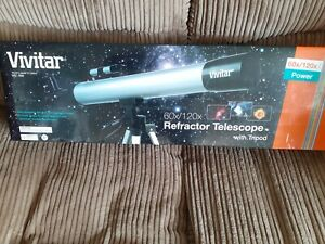 Vivitar-Refractor-Telescope-60X-and-120X-Zoom-New