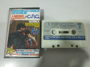 Enrique-y-Ana-Canta-con-los-Chavales-Exitos-1979-Cinta-Cassette
