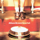 Alison Brown Quartet by Alison Brown (CD, Vanguard)