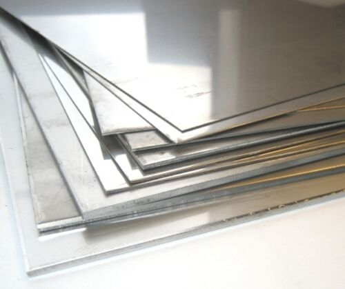 "Alloy 301 surplus stainless sheet w// pvc 3A16 .024/"" x 17/"" x 60/"""