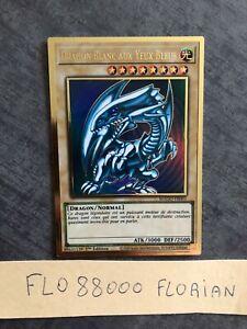 Yu-Gi-Oh! Dragon blanc aux yeux bleus MAGO-FR001 Gold Rare