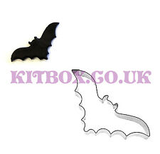 Bat shaped cutter for Halloween Cupcakes, Cakes, Crafts and Sugarcraft