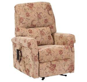 Details about Drive Sasha Electric Riser Recliner Chair Single Motor Lift & Tilt Armchair
