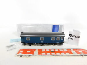 CI864-0-5-Roco-H0-AC-66478-Bauzugwagen-60-80-99-24-803-1-DB-NEM-NEUW-OVP