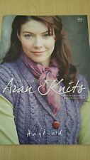 New-Hayfield-20 Designs-Knitting Pattern Book-Favourite Arans Knits 342