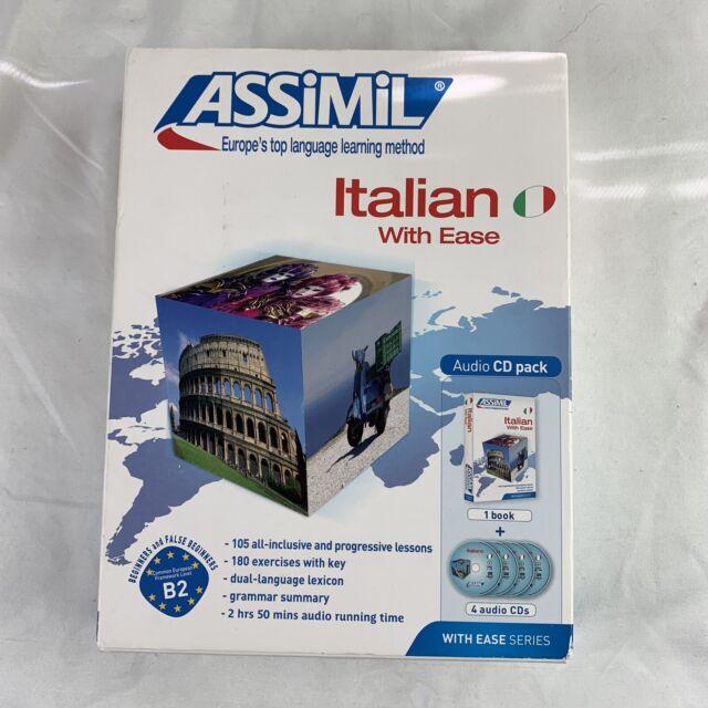 Assimil Language Courses Italian With Ease Italian For