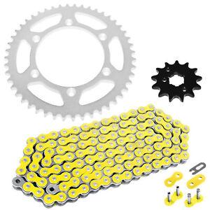 Drive Chain /& Sprockets Kit for KTM 125 Sx Motocross 1993 1994 1995 1996-2015