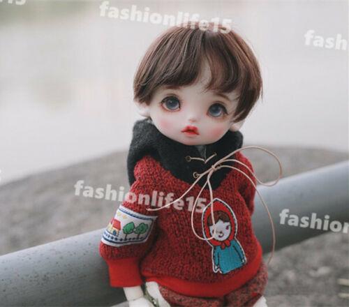 1//6 Bjd Doll Human Free Face Make UP+Eyes Resin Figures Toys Gift