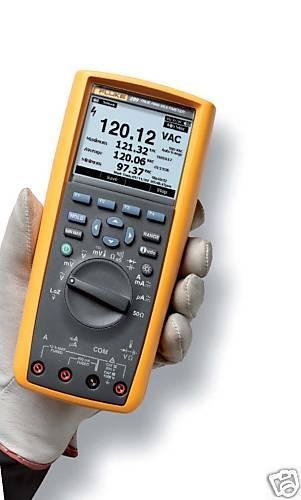 Fluke 289 Echteffektiv Multimeter TrendCapture digital Datenlogger 3947801