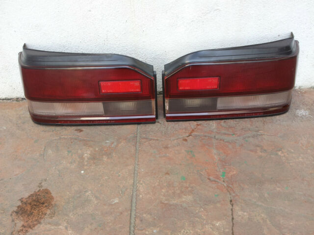 Mazda 323 Familia BF Hatchback B6 Kouki OEM Rare Taillights Lights Lamps