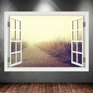 Aimable Voie De Cadre De Fenêtre Full Colour Autocollant Mural Décalcomanie Transfert Graphique Wsd341-afficher Le Titre D'origine