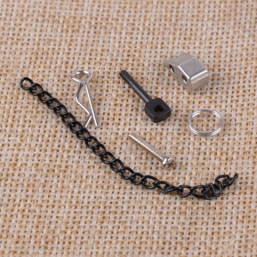 Hitch Trailer Hook Accessory Fit For 1//10 Crawler SCX10 Traxxas TRX4 90046 90047