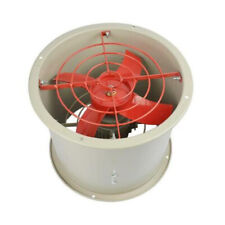 Ac 110v 180w Ventilator Explosion Proof Exhaust Fan Axial Blower 2280mh Axial