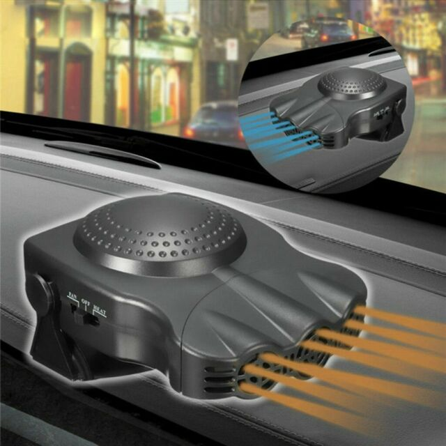 Warm und Kaltluftventilator 12V Keramik-Heizlüfter