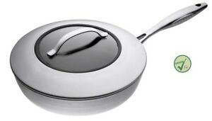 NEW Scanpan CTX Sautepan 28cm/2.5L
