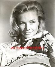 Vintage Honor Blackman PUSSY GALORE '65 GOLDFINGER James Bond Publicity Portrait