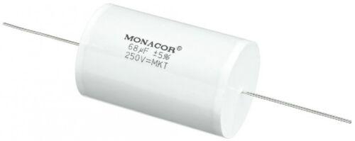 MKT Kondensator Folienkondensator 1 - 68 Mikrofarad - 16 Größen - 5% Toleranz