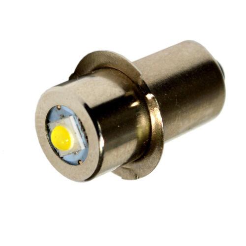 DW919 HQRP Bombilla de alta intensidad 3W 120 lm módulo LED para Dewalt DW908
