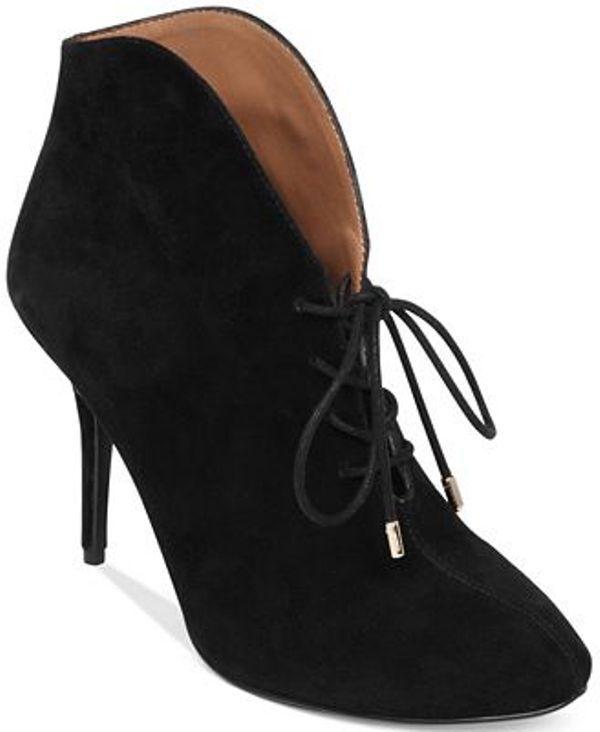 fino al 60% di sconto Vince Camuto avvioies scarpe scarpe scarpe Cailyn Dress scarpe Suede Uper 6M  miglior reputazione
