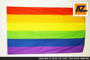 Fahne Flagge Regenbogen NEU 60 x 90 cm Flaggen