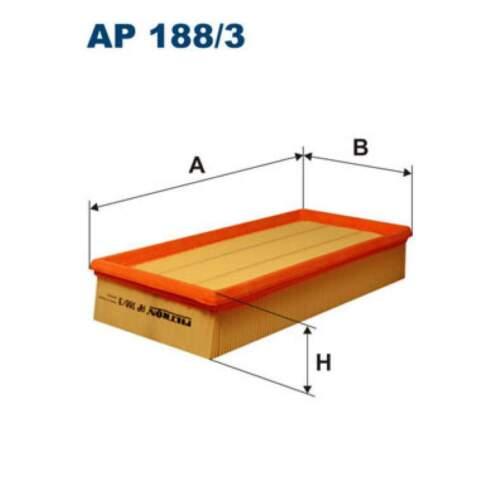 Luftfilter FILTRON AP188//3