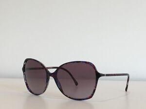a30038a8a1 24 CHANEL 5344 c.1491 S1 Square Violet Violet Gradient Sunglasses 58 ...