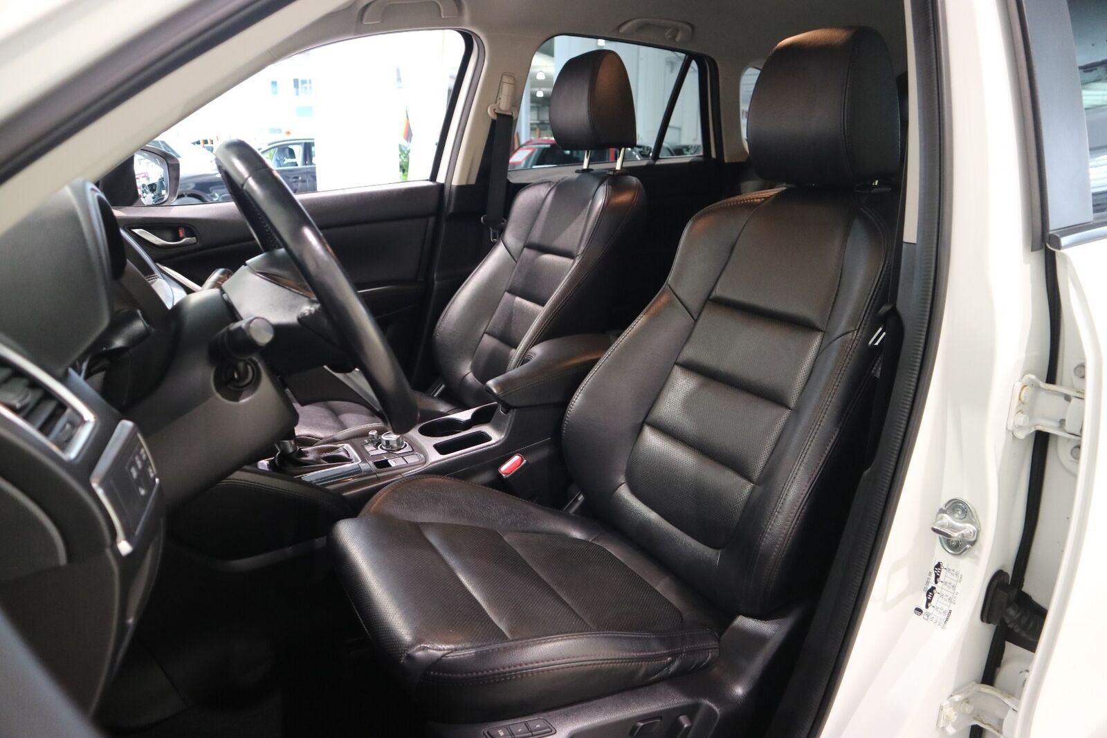 Mazda CX-5 2,2 SkyActiv-D 175 Optimum aut. AWD - billede 12