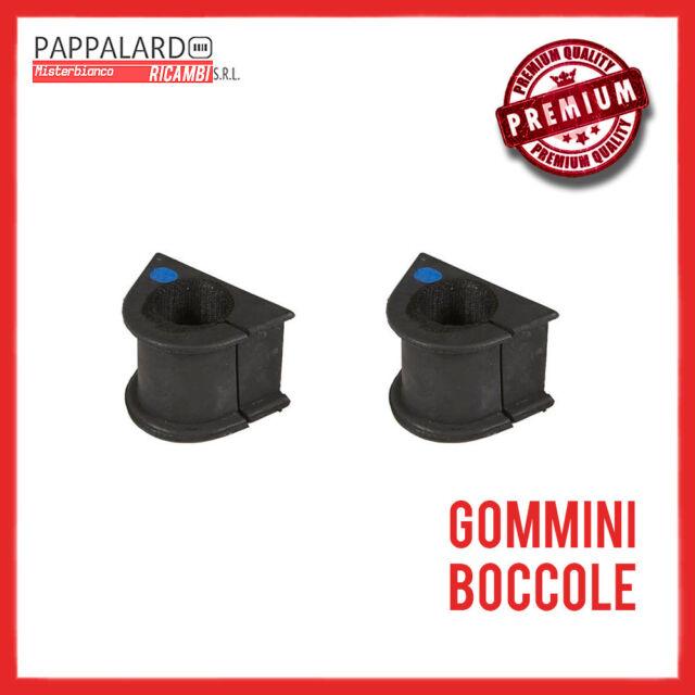 COPPIA 2 pz  GOMMINI BOCCOLE BARRA STABILIZZATRICE ø 22 mm ALFA ROMEO 147-156-GT