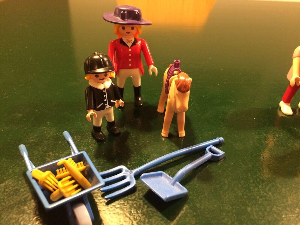 Playmobil, Blandet